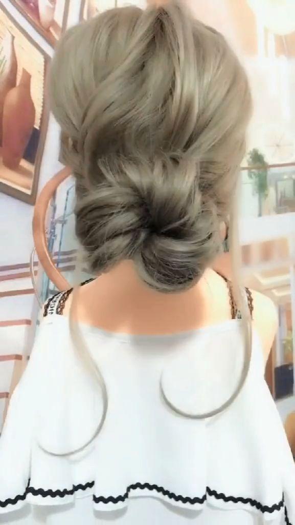 15 schöne lange Frisuren Ideen für Mädchen Video   – Fashion/Make up / Hair / Beauty *O*