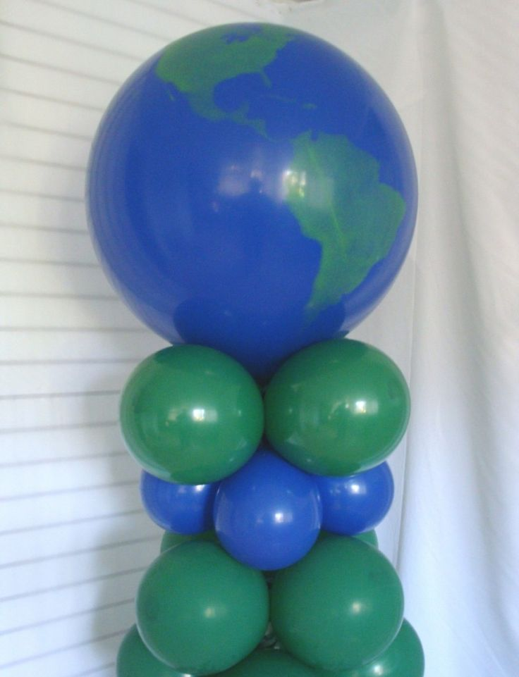 planets party balloons - photo #15