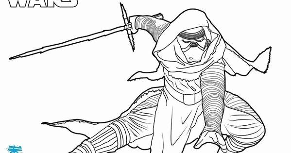Kylo Ren Coloring Page Beautiful Kylo Ren Coloring Page From The Force Awakens Star Wars Coloring Pages Star Coloring Pages Flag Coloring Pages