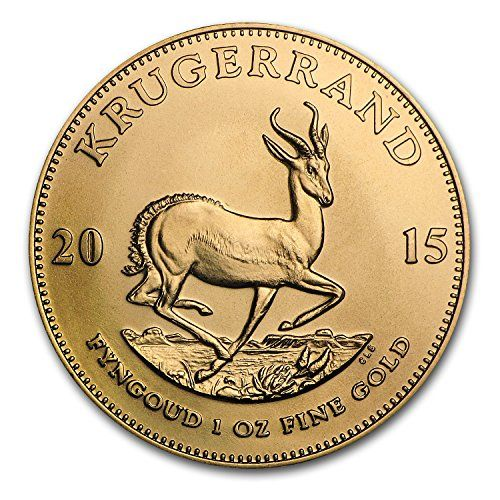 2015 ZA South Africa 1 oz Gold Krugerrand 1 OZ Brilliant Uncirculated Photos in this listing may or may not be stock photos. The photos are meant to be an indication of the product you will receive. Coin Highlights: Contains 1 oz of Gold. Multiples of 10 are packaged in tubes. https://luxury.boutiquecloset.com/product/2015-za-south-africa-1-oz-gold-krugerrand-1-oz-brilliant-uncirculated/