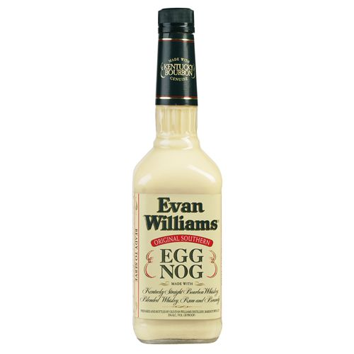 Crown Wine Evan Williams Southern Egg Nog $8