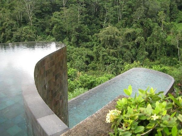 The Ubud Hotel & Resort in Bali With Infinity Pool