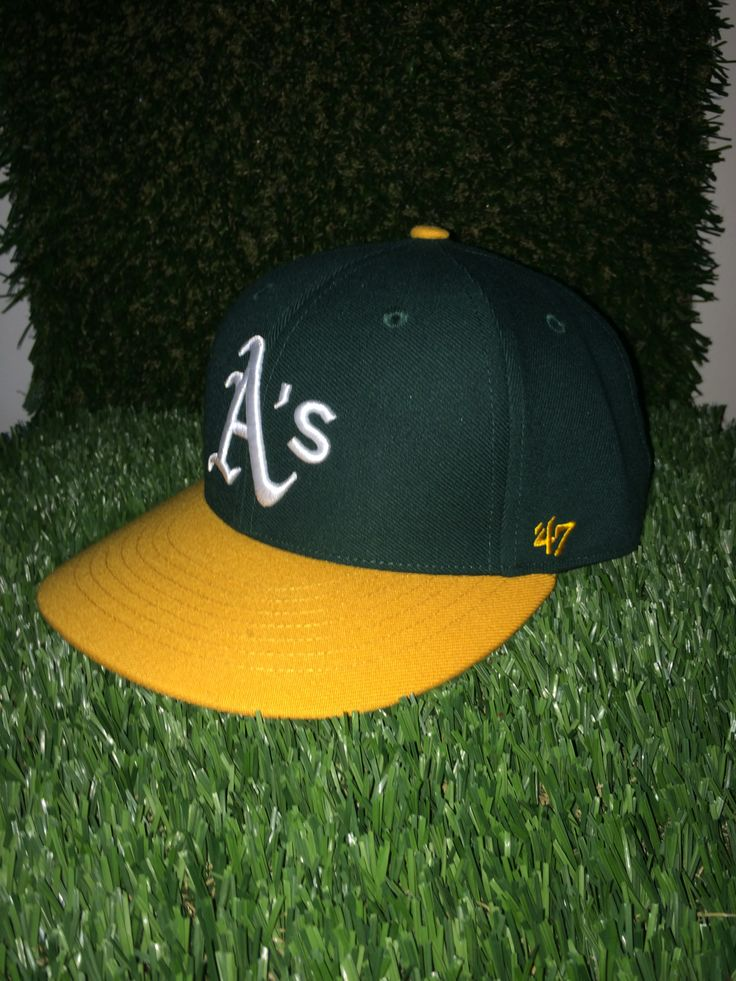Oakland A's MVP MLB Team Cap