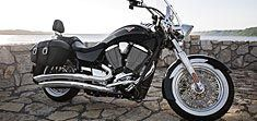 2013 Victory Vegas 8-Ball Motorcycle. This will be my next bike.