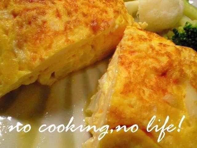 チーズ オムレツ 作り方