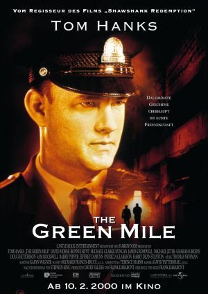 Green Mile---drama, elements of horror, tragedy