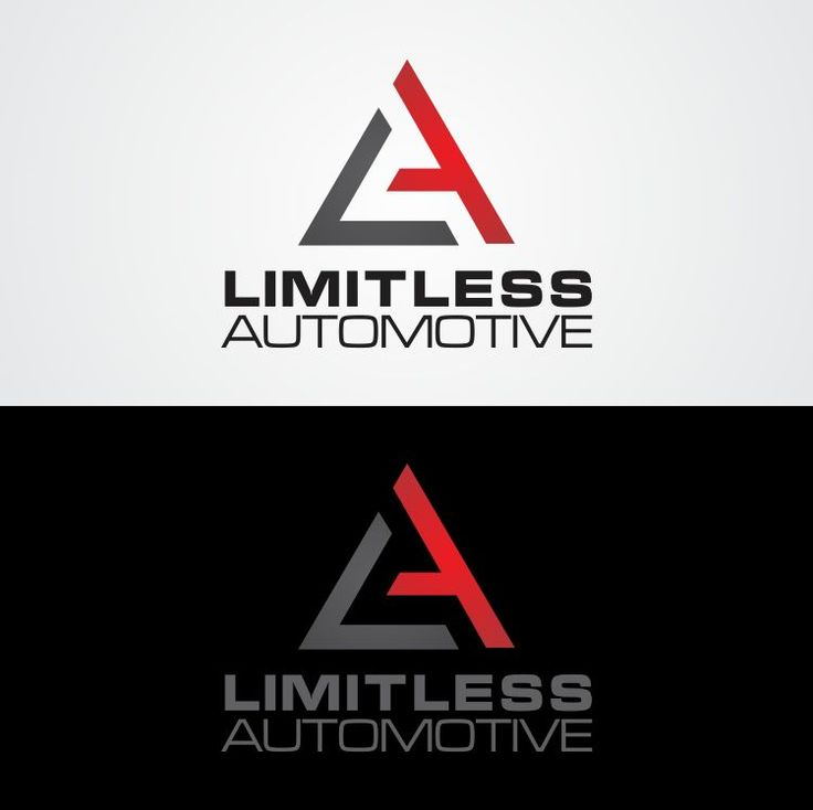 Logo Design by artstroker for Limitless automotive #monogram #logos #design #DesignCrowd