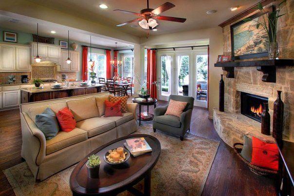 astounding living room kitchen combo   10 Best images about Kitchen/living room combo on ...