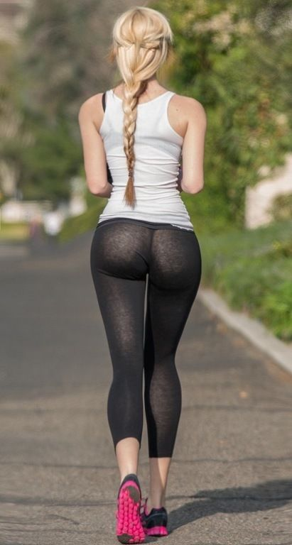 The Ultimate Yoga Pants Gallery