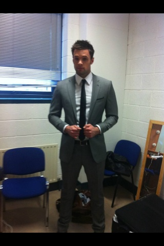 Bressie looking very japper :p