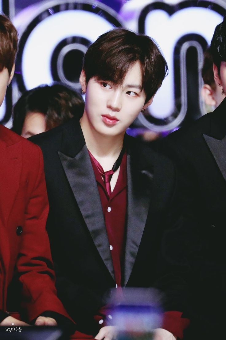 Sung Woon @Wanna one
