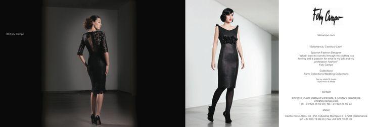 Spanish Fashion designer * FELY CAMPO  #jaanteshowroom #jaantegmbh #fashionshowroom #fashionevent  #fashionshowcase #designershowcase #santiagodelpalacio #felycampo #spanishfashion #spanishdesigners #jcyl #moda #modaespagnola #peletero #fur #fashionmadeinspain #fashion #castillayleon #promoteyourbrand #b2bfashion #showroominzurich #fashionshopping #swissshowroom #spanischen #Designern #spanischenDesignern #Modemarken  #ModeEvent  @jaante_showroom