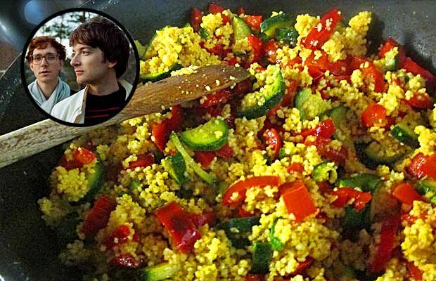 Cous-cous alla Kings of Convenience
