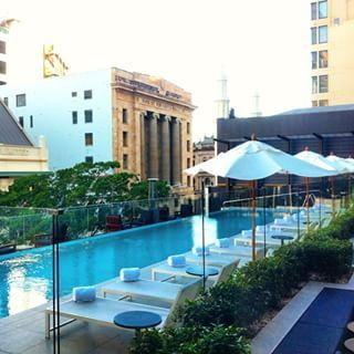 Lennon's Pool Terrace & Bar, CBD | 23 Brisbane Bars That Are Perfect For Warm Weather Drinking