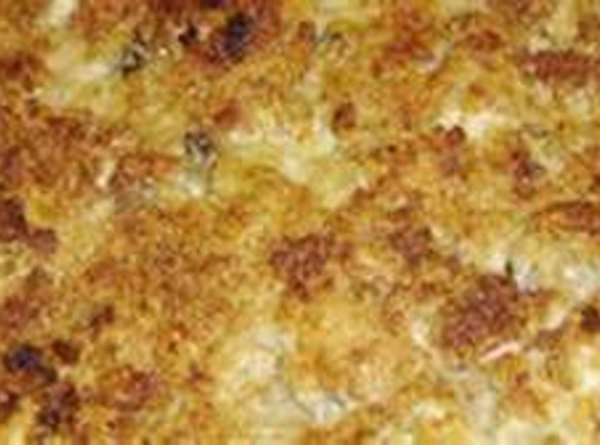 Scalloped Oysters Recipe