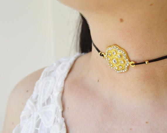 turkish jewelry, hurrem sultan, wrap necklace, neckline necklace, choker, Short Chain Necklace Choker, Karma Necklace Gold, Delicate Adjustable Circle Choker, Matching Jewelry