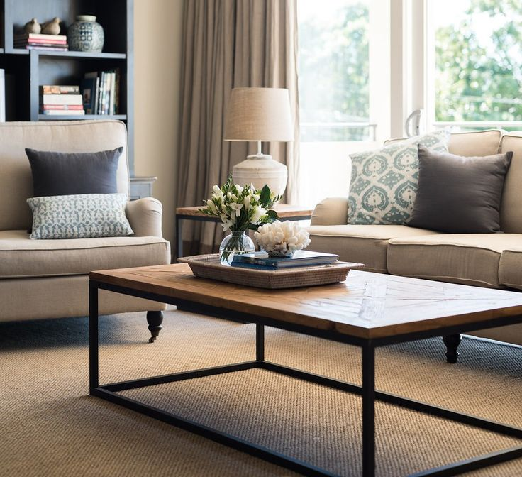 Hamptons Living Room Package with 3 Seater Roll Arm Sofa, Linen Roll Armchair & Linen Ottoman
