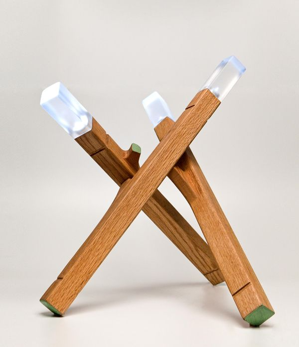 I have to give it props for minimalism and elegant design, but somehow I think I'll have difficulty making smores by LED.