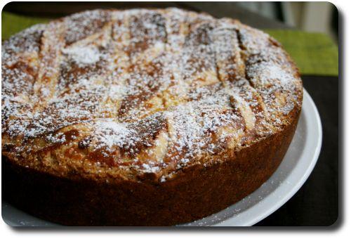 Pastiera Napolitaine: la tarte