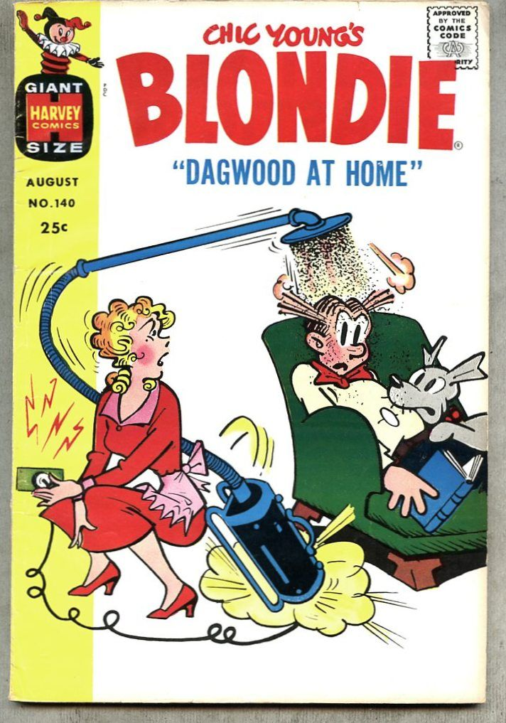 Consider, that dagwood and blondie fucking