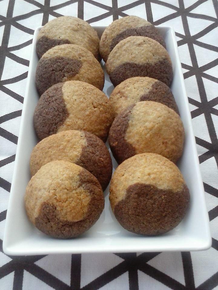 Galletas de Mantequilla sin gluten con Thermomix .