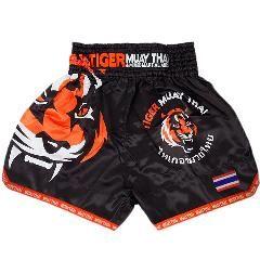 [ 26% OFF ] Mma Tiger Muay Thai Boxing Boxing Match Sanda Training Breathable Shorts Muay Thai Clothing Boxing Shorts Mma Short