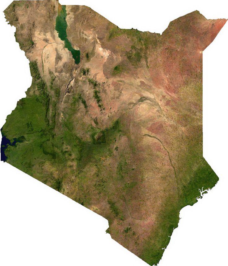 Africa Map Horn Of Africa%0A kenya
