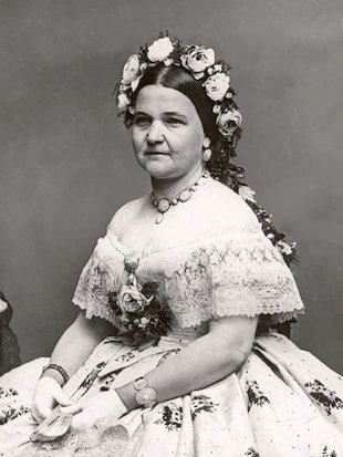 One hundred and 30 years after her death, Mary Todd Lincoln will be retried for insanity.    The former first lady was declared insane 10 years after the assassination of Abraham Lincoln in 1865, when her son Robert Todd Lincoln had her committed.