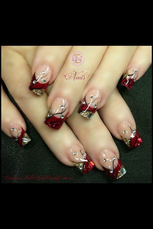 Nail designs@Steffanie Smith!!