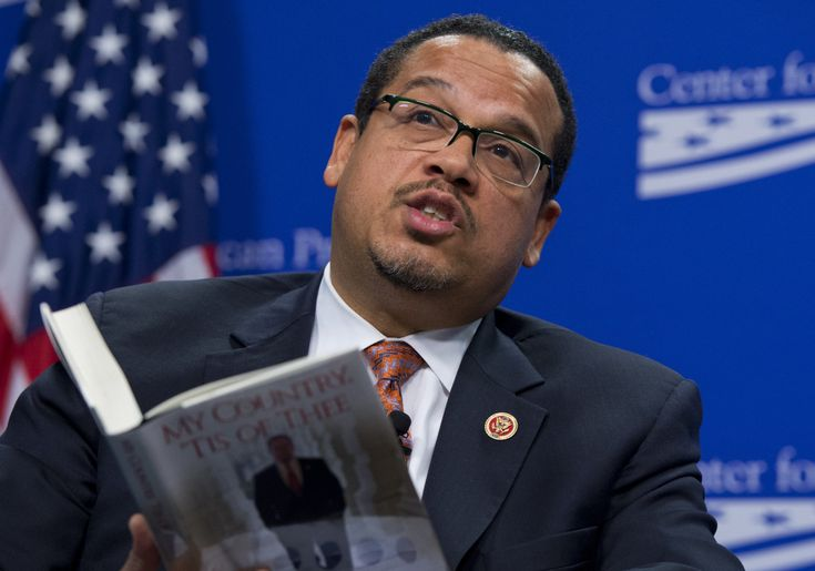 """Democrats argue that Keith Ellison has apologized, so bringing up his past is a """"smear."""" History doesn't change just because you say you're sorry."""