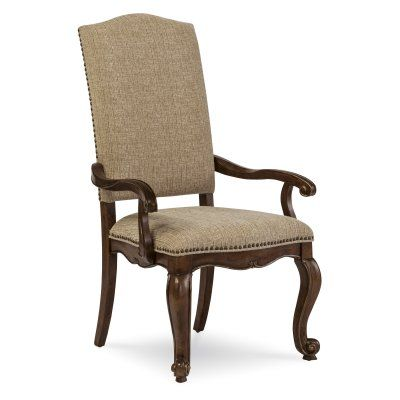 A.R.T. Furniture La Viera Upholstered Arm Chair - Set of 2 - ARTF1065