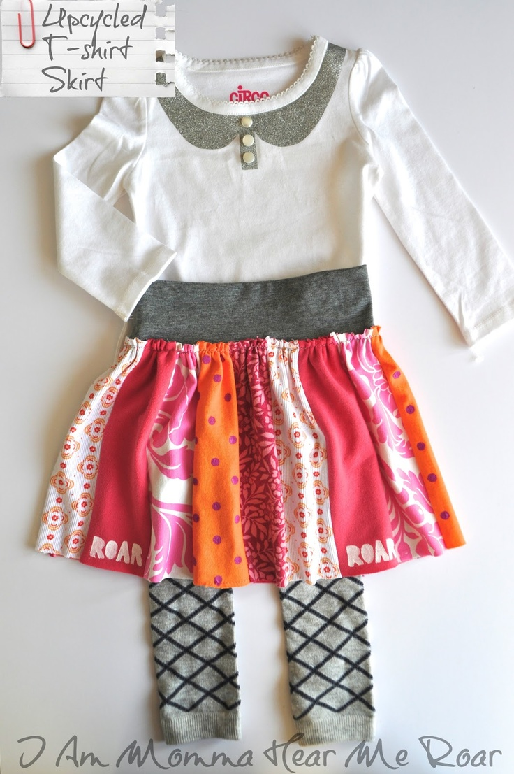 Diy Upcycled Clothing 203 Best Recycled T Shirt Ideas Images On Pinterest Crafts