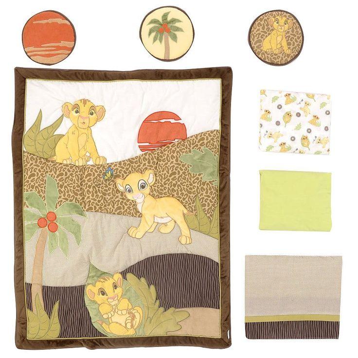 Lion King Baby Bedding...