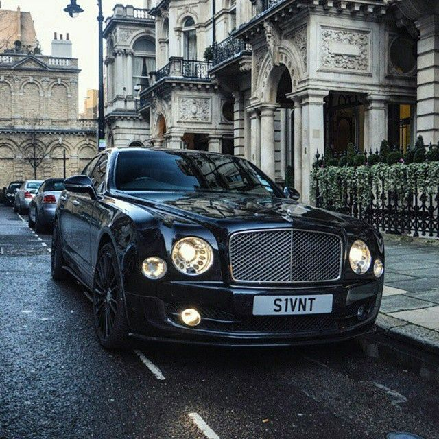 Bentley auto - nice photo
