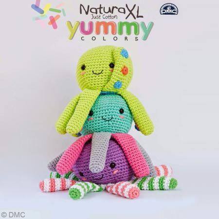 Fil DMC Natura Yummy Colors - 50 gr - Photo n°2