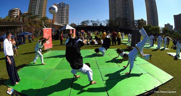 Semana Move leva atividades esportivas para unidades do Sesc