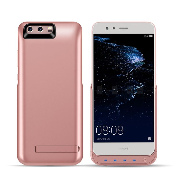2017 New 6800mAh/8200mAh Battery Case For Huawei P10/P10Plus External Charger Case Cover For Huawei P10 Backup Power Bank Funda