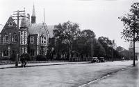 Now part of the Arts Centre, this was formerly the Christchurch Boys' High School and Canterbury College, designed by Armson in 1881