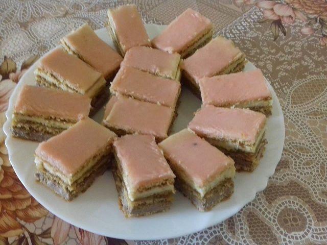 Holland szelet, egy igazi ünnepi süti, jó nagy adag lesz belőle és elmondhatatlanul finom! - Egyszerű Gyors Receptek