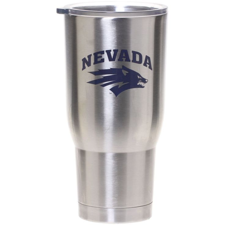 Nevada Wolf Pack 32oz. Stainless Steel Keeper Tumbler