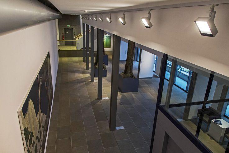 ERCO - Discovering light - Culture - Municipal Gallery Bietigheim-Bissingen