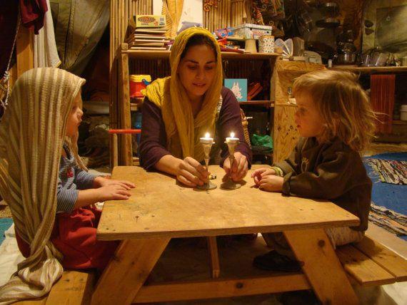 Shabbat Shalom.  http://www.etsy.com/shop/JunamJewelry