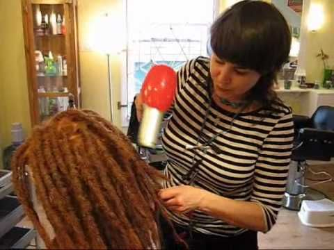 How to Make Dreadlocks - Part 2Check out how to make your own #dreadlocks #dreads for more info check out our site http://www.dreadstuff.com