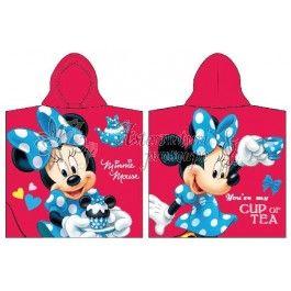 Disney Minnie Mouse - Prosop cu gluga din bumbac pentru copii 60x120 cm CTL69295-2  http://www.asternuturisiprosoape.ro/disney-minnie-mouse-prosop-cu-gluga-din-bumbac-pentru-copii-60x120-cm-ctl69295-2.html  #prosoapecopii #prosoapedisney #prosoapecugluga
