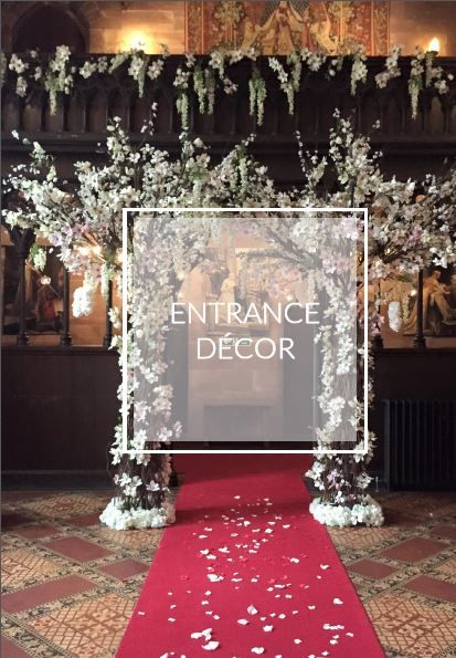 Wedding Entrance Arches Bows Arch