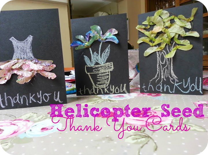 Teacher thank you cards from Domestic Goddesque   Cool Mom Picks