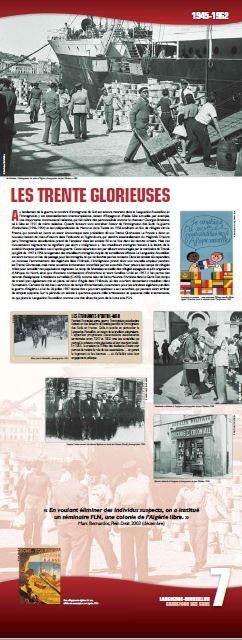 N°7 : Les Trente Glorieuses. Au lendemain de la guerre, le nombre d'immigrants du Sud est encore restreint dans le Languedoc-Roussillon et l'immigration y est essentiellement intereuropéenne, venant d'Espagne et d'Italie.  © Groupe de recherche Achac