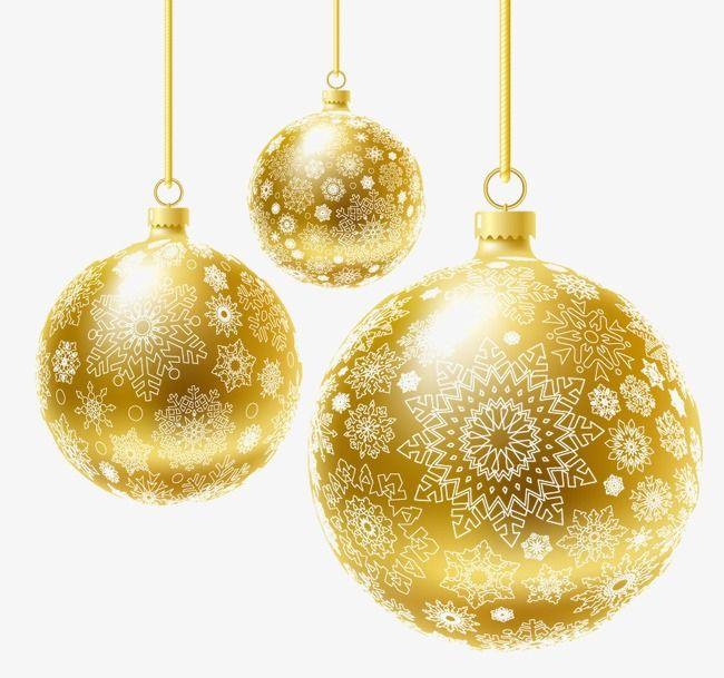 Christmas Balls Decoration Png