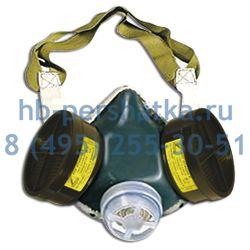 Специальный респиратор газозащитный марки РПГ-67