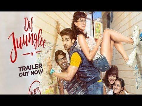 Dil Juunglee Official Trailer Taapsee Pannu , Saqib Saleem   Releasing o...